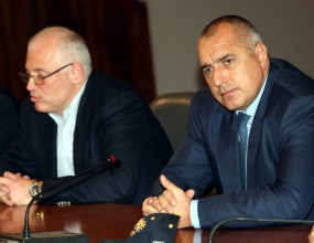 Бойко Борисов: В ЦСКА да спрат да приказват глупости - най-много на тях сме помогнали