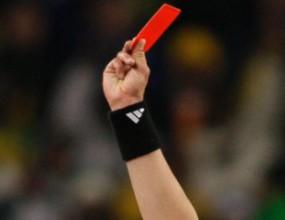 Сурови наказания за футболисти, които биха и плюха съдии на Югозапад