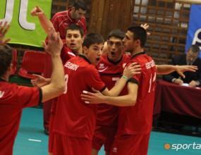 ЦСКА - Марек от 18:00 часа, волейболистите на Дупница не знаят!