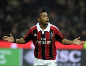Галиани: Робиньо остава в Милан