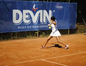 Наша тенисистка играе в Англия с контузия