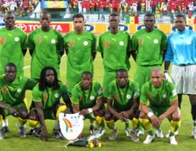 Сенегал няма да играе мачове на собствен терен една година