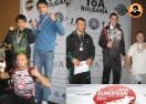 Отбор с трима участника постигна три европейски титли