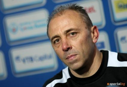 Илиан Илиев кандидат за треньор на Омония