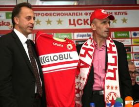 Йешич подписал за 23 000 лева на месец
