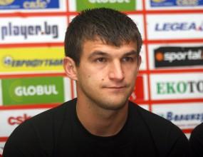 Венци Василев: Ще се боря за мястото си в ЦСКА