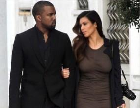 Ким и Кание отказаха 3 млн. долара за снимки на детето си