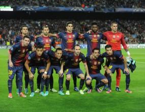 Барса е най-добър отбор в света за 2012-а