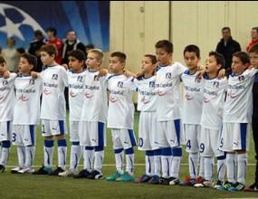 """Детският тим на Левски се класира на седмо място  в турнира за Купа """"Игор Коливанов"""""""