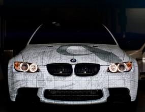 BMW M3 с компресор и 700 кс