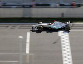 Шумахер: Хамилтън пристига в точното време