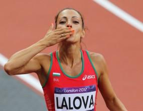 Лалова среща медалистки от последните две световни в зала в Дюселдорф