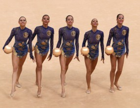 Ансамбълът ни по художествена гимнастика ще участва на Гран При в Москва