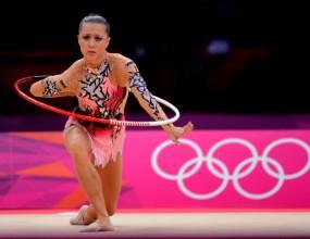 14 в разширения състав на националния отбор по художествена гимнастика