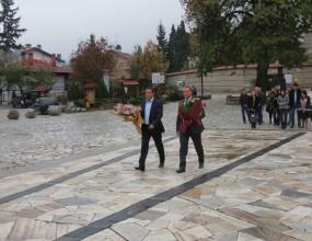 Кметът на Банско гост в Закопане