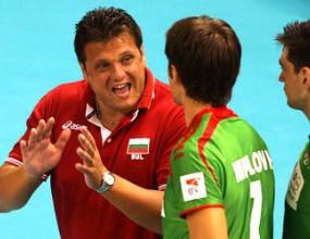 Стоев отново национален селекционер на България