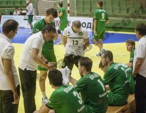 КВК Габрово надигра за втори път румънския КСМ Агрономия с 3:1