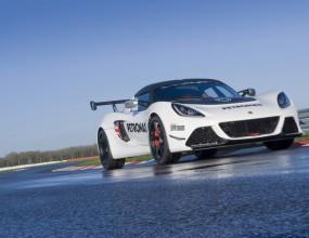 Lotus Exige Cup R за писта