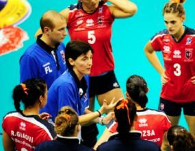 Райна Минкова: Надявам се да завършим успешно сезона