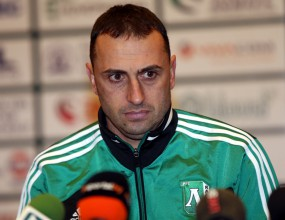 Петев за Стоянов: Пожелавам му сухи мрежи и много трофеи