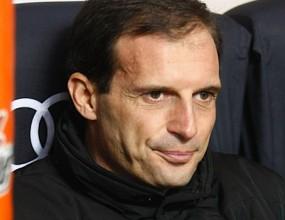 Алегри: Милан израства, третото място е постижимо