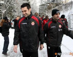 ЦСКА определи дати за първите контроли