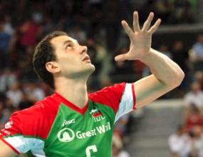 Петима българи продължават битката за Волейболен глобус 2012!