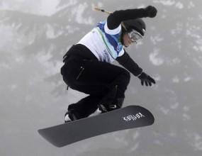 Жекова преодоля квалификациите в сноубордкроса на световното първенство