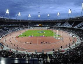 Олимпийският стадион в Лондон приема Диамантена лига през юли