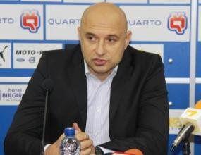 Киряков: Всички ще се радваме, ако Черноморец се превърне в короната на Бургас