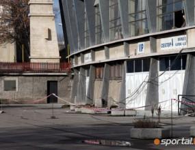"""Взривяват """"Герена"""" на 3 февруари, затварят улиците около стадиона"""