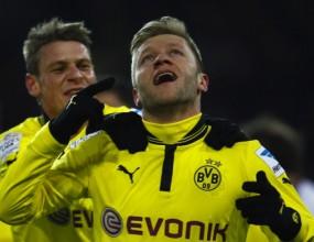 Нова футболна лекция с марка Дортмунд