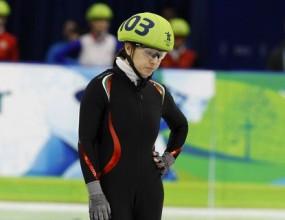 Георгиева с титлата на 1000 метра от държавното по шорттрек