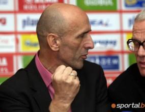 Йешич обяви кога ЦСКА ще бъде силен и защо играе със слаби съперници
