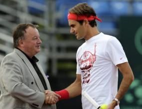 Босът на тениса в Швейцария: Федерер е предател
