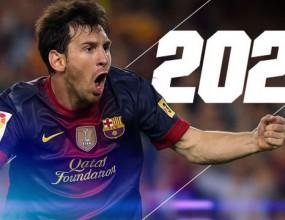 Машината Меси вече има 202 гола в Ла Лига