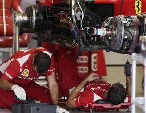 Гърбавият нос на Ферари ще е скрит