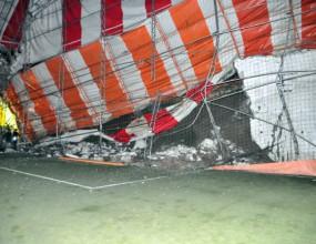 Седем души загинаха на мач в Турция
