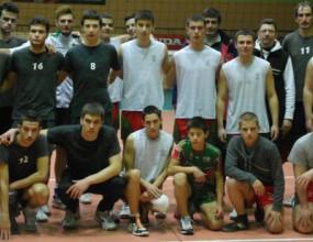 Националите на Стефан Демерджиев приключиха лагера си с три поражения