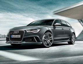 Audi работят по RS6 супер комби