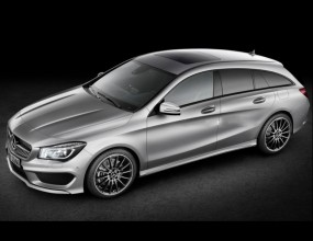 Mercedes CLA става и на Shooting Brake