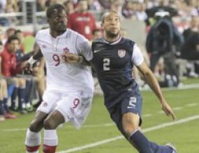 САЩ и Канада не си отбелязаха голове в приятелски мач