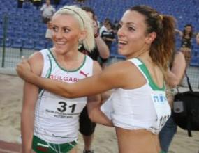 Лалова и Наимова ще участват на 60 м на ЕП в зала в Гьотеборг