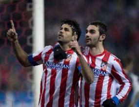 Атлетико (Мадрид) надви Севиля в мач с три дузпи и три червени картона (видео)