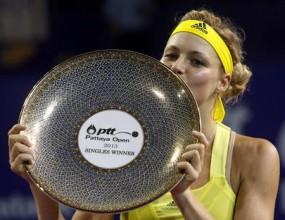 Мария Кириленко спечели титлата в Патая