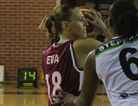 Ева Гунева и Герника отнесоха Естудиантес