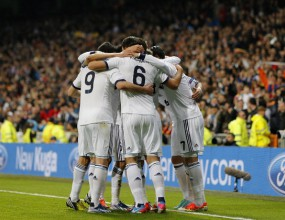 """Без изненади на """"Бернабеу"""" - Реал продължава похода си към Десетата (видео+галерии)"""