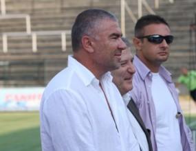 Марешки: Феновете да са спокойни за бъдещето на Локомотив