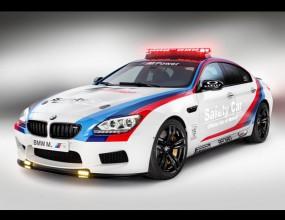 BMW M6 Gran Coupe е новият сейфтикар в MotoGP