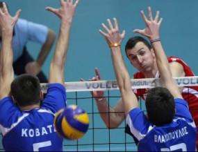 Супер Бобо с 22 точки, Олимпиакос започна с 3:1 над Етникос с Наско Митрев в плейофите